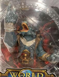 DC Unlimited World of Warcraft: Series 7: Worgen Spy: Garm Whitefang Action