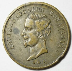 IIe REPUBLIQUE : ELECTION DE LOUIS-NAPOLEON BONAPARTE COMME PRESIDENT 1848 N°1