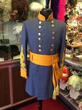 Men's Theatrical Confederate Officer Costume