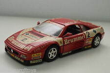 BBURAGO BURAGO FERRARI 348 TB BRUMMEL RALLY EXCELLENT CONDITION.
