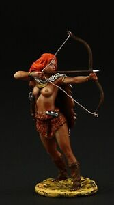 Tin soldier, Collectible Paleolithic Venus 54 mm, Barbarians