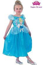 COSTUME VESTITO CENERENTOLA 7/8 ANNI Disney princess HDG620517 -nuovo- Italia