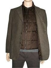 Fay uomo Giacca cotone con gilet - Double jacket NHM75231120