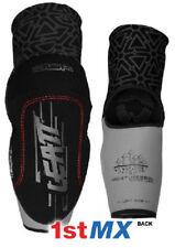 Leatt 3DF Elbow Guard Protector Pads Black Adults XXL (5000401107)