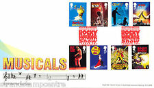 2011 Musicals - RM - Rocky Horror Show H/S in RED INK - SCARCE !!