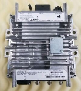 John Deere OEM Part# PFA10898 ECU Modular Telematics Gateway 4G LTE GPS JD Link