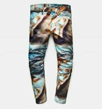 G-Star Elwood X52 5622 3D Tapered Canvas Jupiter Camouflage Print Jeans Pharrell