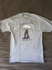 VTG Fall Out Boy Overcast Kids Club Large Shirt L FOB Vintage Tour Rare Concert
