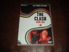 DVD MUSICAL TELERAMA LES ICONES DU ROCK 7 THE CLASH RUDE BOY