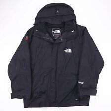 Vintage THE NORTH FACE Black Fleece Lined Gore-Tex Outdoor Jacket Mens Size XL