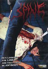 Spine DVD Massacre Video Low Budget SOV Horror Slasher
