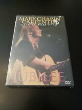 Mary Chapin Carpenter - Jubilee (DVD, 1998) New Rare Oop Live @ Wolf Trap (6A)