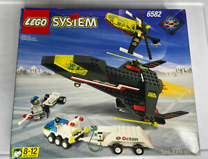 Lego Town Extreme Team 6582 Daredevil Flight Squad  New SEALED Contents Open Box