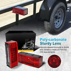 12v Led Trailer Light Tail Stop Turn Running Lights Boat Trailer Truck Durable