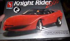 AMT 1.25 KNIGHT RIDER 2000 1/25 KIT Model Car Mountain FS 8084