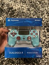 PS4 Controller light Blue And Red