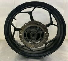 Kawasaki 09 Ninja EX250R 2009 EX250 OEM OEM Rear Wheel & Brake Disc Factory Rim