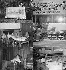 Amity Hall Duncannon Pennsylvania 6 Vintage Photo Reprints from late 1930's