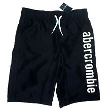 NEW Genuine ABERCROMBIE & FITCH Swimming Trunks Board Shorts Boys Size Small
