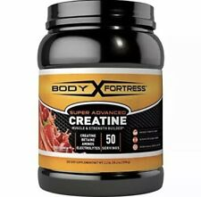 Body Fortress Super Advanced Creatine, Fruit Punch, 2.2 Pounds New