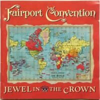FAIRPORT CONVENTION jewel in the crown (CD album) folk rock, very good condition