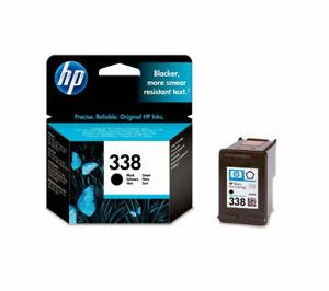 Genuine Black HP 338 Ink Cartridge C8765EE