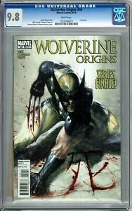 Wolverine Origins #50 CGC 9.8 2010 Last Issue Of The Series Free Shipping