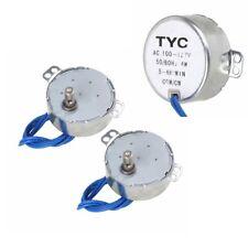 1Pc Turntable Synchronous Synchron Motor 50/60Hz AC100-127V 4W 5-6 RPM