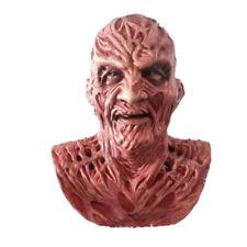 Freddy Krueger Headgear Adult Scary Halloween Costume Props Friday 13th Killers