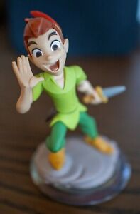 RARE! NEW! Disney Infinity 3.0 Unreleased Peter Pan Figure
