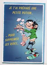 carte postale FRANQUIN. Potion pour supprimer les rides. DALIX 1996 + enveloppe