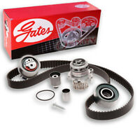 Gates Timing Belt Water Pump Kit for 2010-2013 Volkswagen Golf 2.0L L4 - dn
