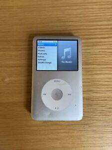 Apple iPod Classic 7th Generation 120GB - Silver MB562 A1238