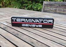 Logo Terminator Genisys - la série