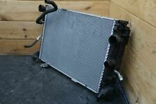 Cooling Pack Radiator Condenser Transmission Cooler Mercedes SL550 R231 2013-18