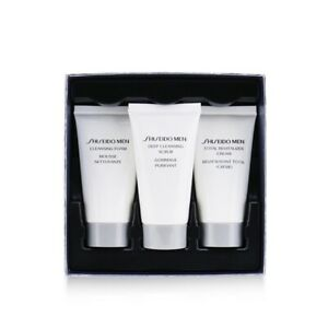 NEW Shiseido Total Age Defense 3-Pieces Set: Cleansing Foam 30ml + Cleansing