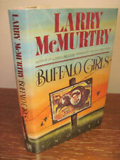 1st Edition BUFFALO GIRLS Larry McMurtry WESTERN Novel FIRST PRINTING Fiction