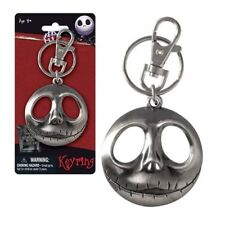 The Official Disney The Nightmare Before Christmas Jack Head Pewter Keyring