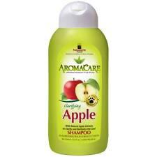 Dog Shampoo Clarifying Green Apple Scented Pet Aromatherapy 13.5 oz Bottle