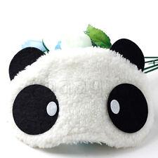 Masque Belle couverture étanche à la lumière de sommeil panda Visage Oeil  KK