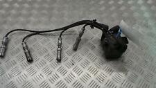VW Bora 1999 - 2005 1.6 Petrol Coil Pack With Leads 032 905 1068  06A 035255 C