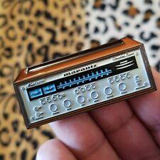 Limited Marantz 2270 Stereo Receiver Enamel Pins (Silverface)