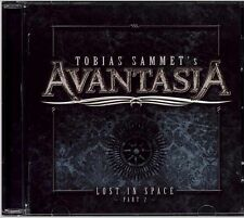 TOBIAS SAMMET'S AVANTASIA LOST IN SPACE PART 2 BRAND NEW SEALED CD