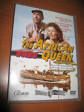 African Queen 1951 Humphrey Bogart (Castaway 2006 Nw Uk)