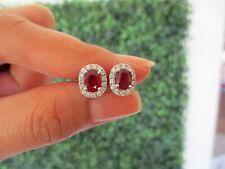 .28 Carat Diamond White Gold Earrings 14k E321 sepvergara