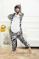 Unisex Adult Pajamas Unicorn Kigurumi Cosplay Costume Animal Sleepwear Onesie1