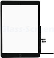 iPad 8th 10.2 A2270 A2428 A2429 A2430 Digitizer Touch with Home Button Flex