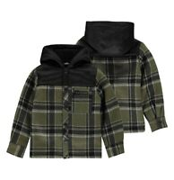 Boys Firetrap Casual Comfortable Checked Flanel Shirt Sizes Age from 2 to 7 Yrs