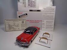 Danbury Mint 1956 Buick Roadmaster 4-Door Riviera Bnib W/Docs - Super Clean