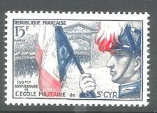 150e Anniversaire de ST CYR YT n° 996 Neuf ★★ luxe / MNH 1954